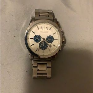 I'm selling and Armani Exchange watch
